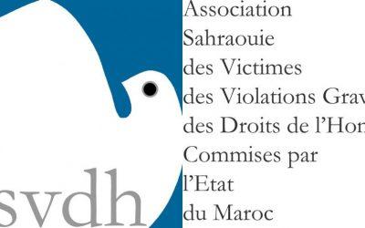 Comunicato stampa Associazione Saharawi ASVDH del 30.11.2016
