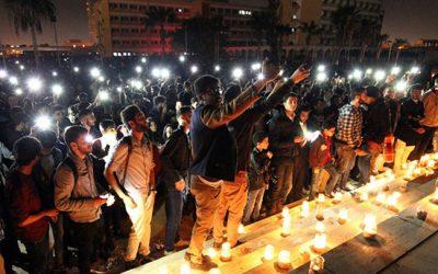 Fotografo di AFP.com perseguitato dalle forze di sicurezza libanesi