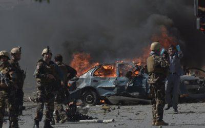 Attentato a Kabul: morti almeno 2 giornalisti