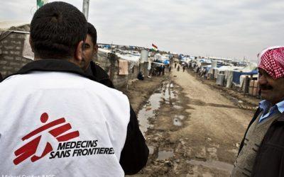 Scegli il tuo regalo e sostieni Medici Senza Frontiere
