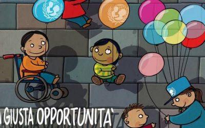 """130 scuole unite per offrire """"la giusta opportunità"""" ai bambini napoletani"""