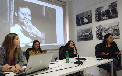 Reporter al femminile. L'incontro con le giornaliste italiane al Sindacato Unitario Giornalisti della Campania