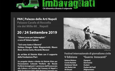V edizione di Imbavagliati – Festival Internazionale di Giornalismo Civile